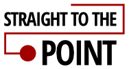 Straight To The Point Logo